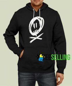 All Time Low Scratch Hoodie Adult Unisex Size S-3XL
