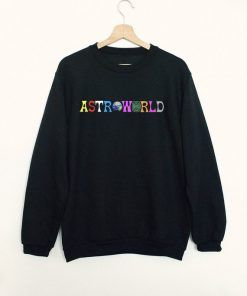 Astroworld Travis Scoot Sweatshirt Unisex Adult Size S-3XL