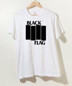 Black Flag T shirt Adult Unisex Size S-3XL
