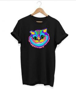 Psychedelic Smiley Unisex Adult T Shirt For Men And Women