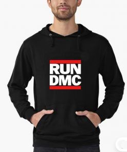 RUN DMC Hip Hop retro Rap Classic Hoodie Unisex Size S-3XL