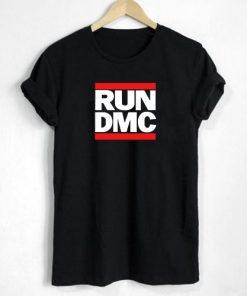 RUN DMC Hip Hop retro Rap Classic T shirt Adult Unisex Size S-3XL