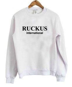 Ruckus International Unisex Adult Sweatshirt Size S-3XL