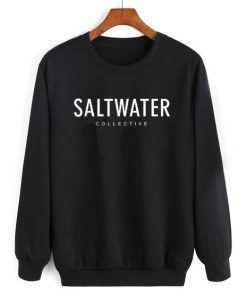 Saltwater Collective Sweatshirt Unisex Adult Size S-3XL