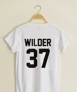Wilder 37 deontay Unisex Adult T shirt