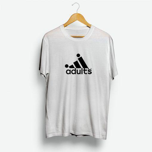 Adult Parody T Shirt Adult Unisex Size S 3XL