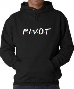 Pivot Friends Tv Show Hoodie Adult Unisex Size S-3XL