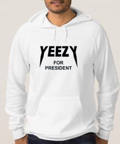 Yeezy For President Unisex Hoodie Size S-3XL