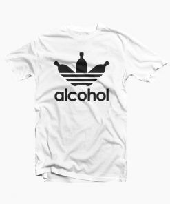 Alcohol Shirts Funny T-Shirt Adult Unisex Size S-3XL