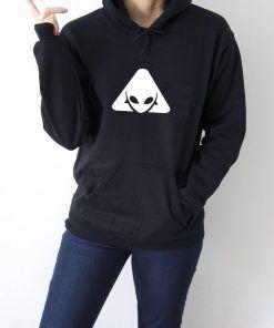Alien Pocket Logo Sweatshirt Adult Unisex Size S-3XL