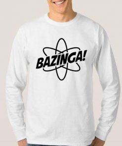 Bazinga Unisex Adult Sweatshirt Size S-3XL