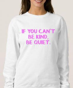 Be Kind Unisex Adult Sweatshirt Size S-3XL