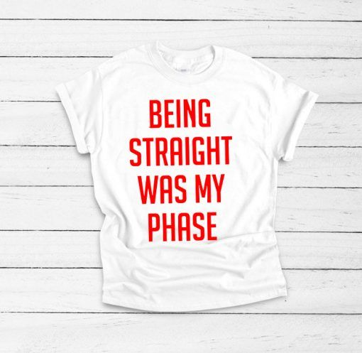 Being Straight Was My Phase1