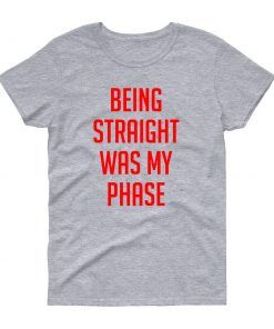 Being Straight Was My Phase11