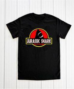 Jurassic Shark T shirt Unisex Adult Size S-3XL