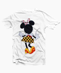 Minnie Mouse T-Shirt Adult Unisex Size S-3XL