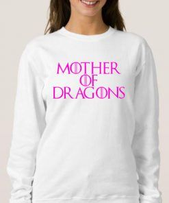 Mother Of Dragons Sweatshirt Adult Unisex Size S-3XL