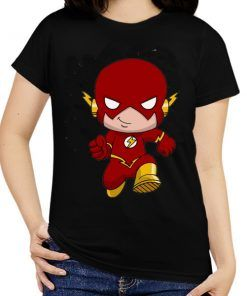 The Flash Man T-Shirt Adult Unisex Size S-3XL