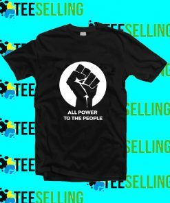 The Power Of people T-Shirt Adult Unisex Size S-3XL