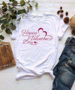 Valentine Day T-Shirt Adult Unisex Size S-3XL