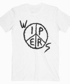 Wipers Logo T-Shirt Adult Unisex Size S-3XL