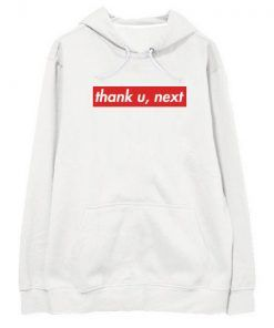 Thank You Next Aiana Grande Hoodie Adult Unisex Size S-3XL