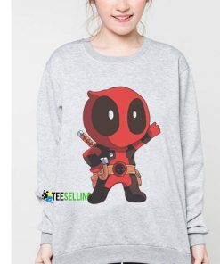 DeadPool Chibi Cheap Graphic Tees Sweatshirt