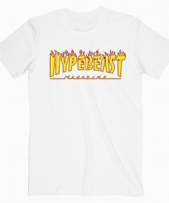 Hypebeast Tharsher Flame Cute Graphic Tees T shirt Unisex Adult