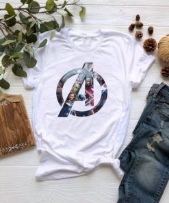 Avangers EndGame Logo 1 Cute Graphic Cheap T shirt Unisex