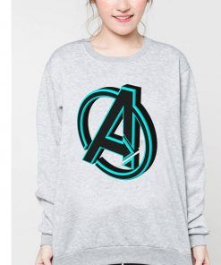 Avengers EndGame Logo Cheap Graphic Tees Sweatshirt Unisex