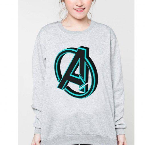 Avengers EndGame Logo Cheap Graphic Tees Sweatshirt Unisex