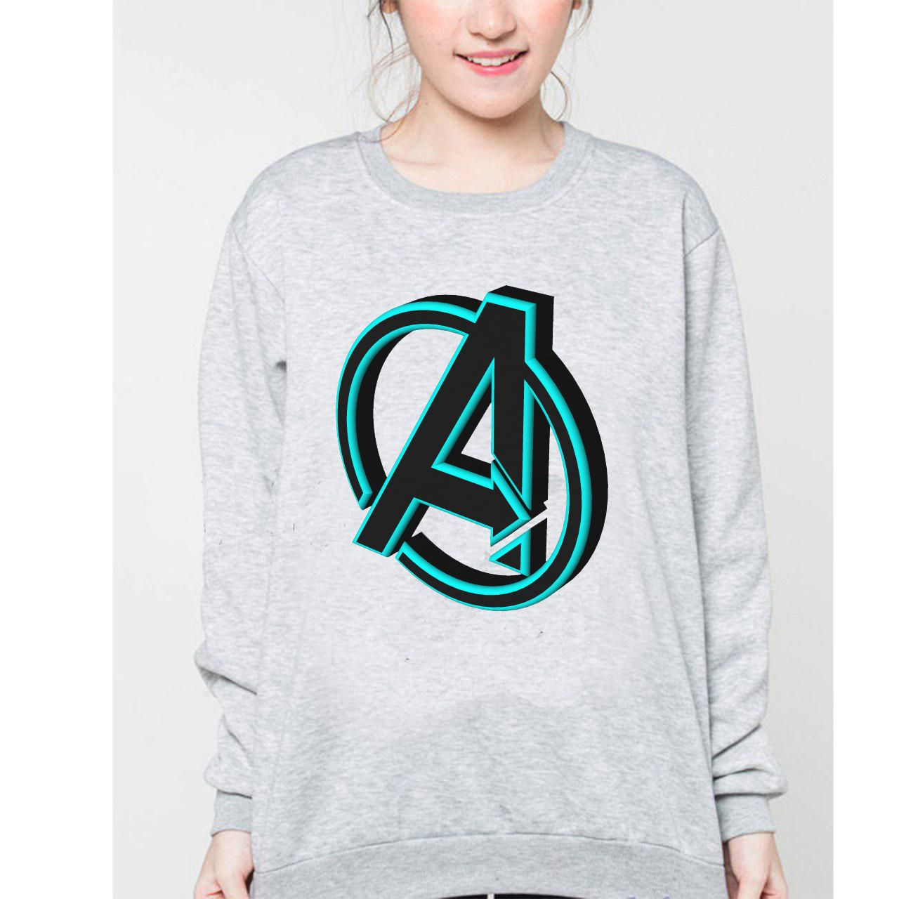 6fafefd784d9 Avengers EndGame Logo Cheap Graphic Tees Sweatshirt Unisex