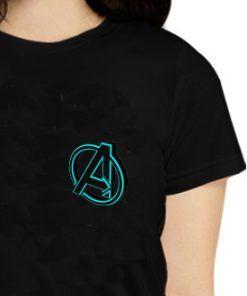 Avangers EndGame Logo 2 Cute Graphic Cheap T shirt Unisex