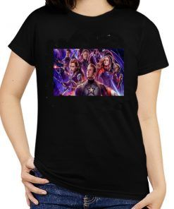 Avangers EndGame Together Cute Graphic Cheap T shirt Unisex