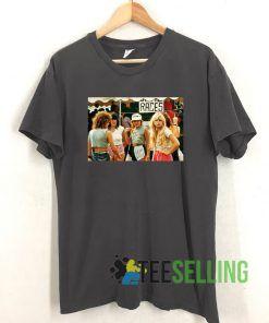 80s Teenage Girl T shirt Unisex Adult Size S-3XL