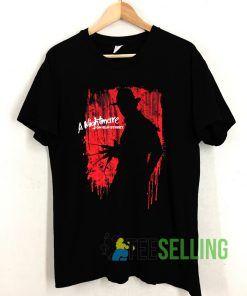 A Nightmare On Elm Street T shirt Unisex Adult Size S-3XL