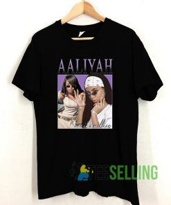 AAliyah Vintage T shirt Unisex Adult Size S-3XL