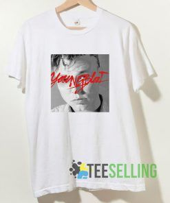 Ashton Youngblood 5Sos T shirt Unisex Adult Size S-3XL