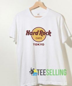 Hard Rock Cafe Tokyo T shirt Unisex Adult Size S-3XL