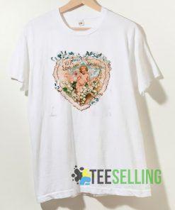Love And Devotion T shirt Unisex Adult Size S-3XL
