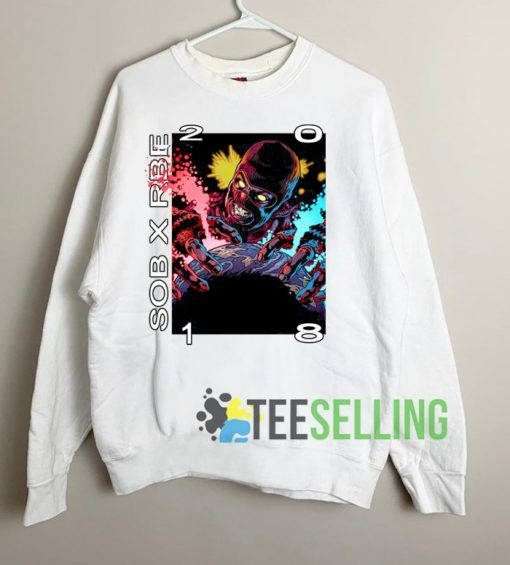 Sob X Rbe Cheap Graphic Tees Sweatshirt Unisex