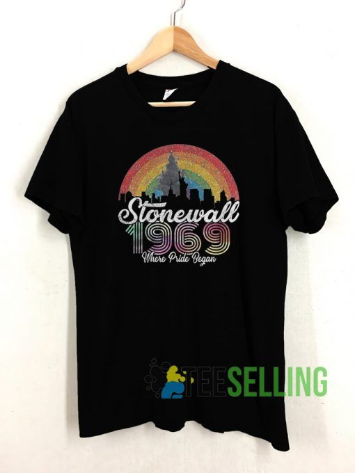 90's Style Stonewall Riots T shirt Unisex Adult Size S 3XL