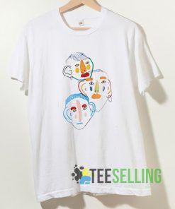 Cartoon Figure T shirt Unisex Adult Size S-3XL