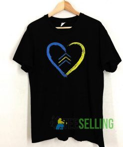 Love World Down Syndrome T shirt Unisex Adult Size S-3XL