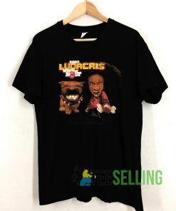Ludacris Word Of Mouf tour Hiphop rap T shirt Unisex Adult
