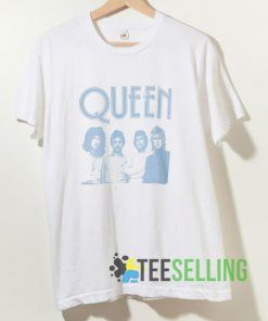 Queen Band T shirt Unisex Adult Size S-3XL