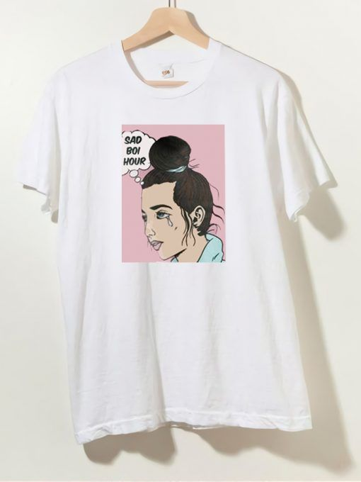 Sad Boi Hur T shirt Unisex Adult Size S 3XL