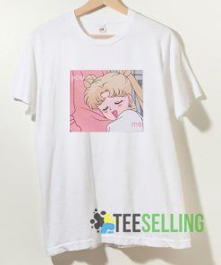Sailor Moon You And Me T shirt Unisex Adult Size S-3XL
