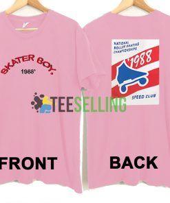 Skater Boy 1988 T shirt Unisex Adult Size S-3XL