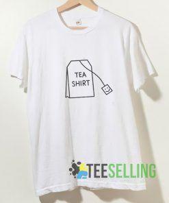 Tea T shirt Unisex Adult Size S-3XL